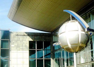 1 - Vodacom Commercial Park - 3 - Architecture