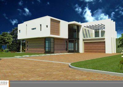 Terra Ether Architects - 16 House Arshaad - 01