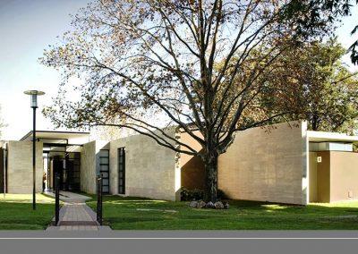 Terra Ether Architects - 8 Vodacom Facilities House - 1