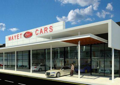 Mayet Cars Showroom