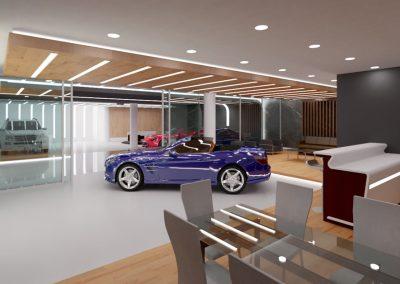 204 Rivonia Car Showroom