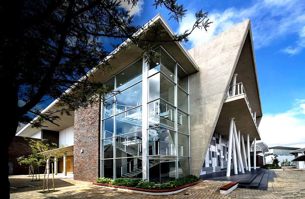 Terra Ether Architects designed Statistics South Africa