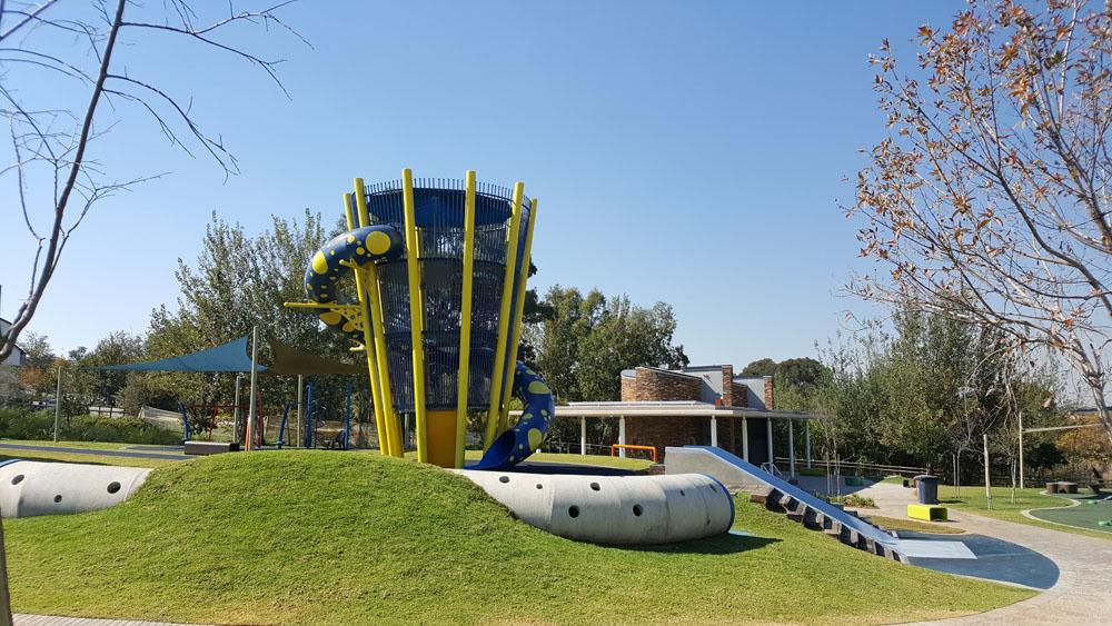 American International School of Johannesburg: Phase 5